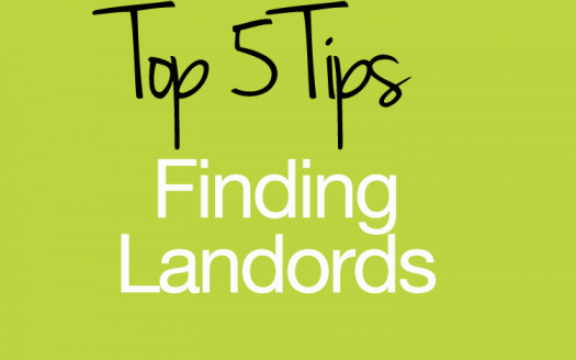 top5 tips landlords