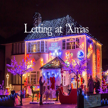 letting at christmas